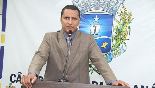 Sargento Pereira Júnior relata desorganização em evento esportivo na Avenida Brasil