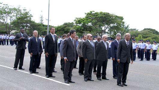 Sargento Pereira Júnior representa a Câmara na comemoração do Dia do Especialista da Aeronáutica