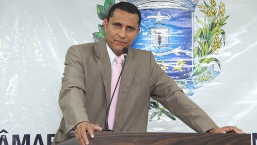 Sargento Pereira Júnior fala sobre andamento da reforma no Hospital Municipal Jamel Cecílio
