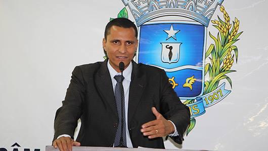 Sargento Pereira Júnior repercute reunião que teve com secretário de Saúde, Luiz Carlos Teixeira